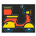 Traslado de motos