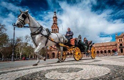 Portes y mudanzas en Sevilla