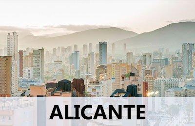 Servicio de mudanzas para Alicante