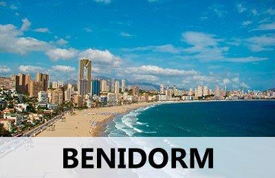 Servicio de mudanzas para Benidorm