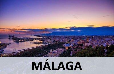 Servicio de mudanzas para Málaga