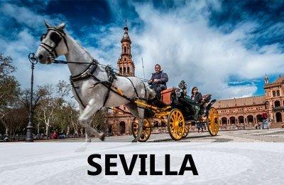 Servicio de mudanzas para Sevilla