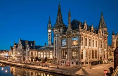 Mudanzas Bélgica