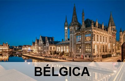 Servicio de mudanzas para Bélgica