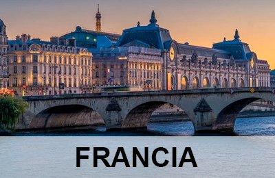Servicio de mudanzas para Francia