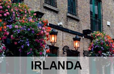 Servicio de mudanzas para Irlanda