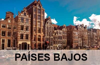 Servicio de mudanzas para Países Bajos